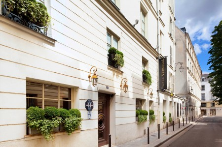 Saint Germain Hotel Hotel Verneuil Official Website